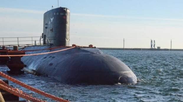 Единственная польская подводная лодка небоеспособна