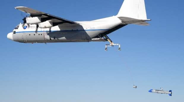Эксперимент не удался: в США испытали рой дронов X-61 Gremlins