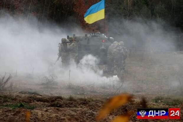 В результате обстрела со стороны ВСУ в ДНР ранен мирный житель