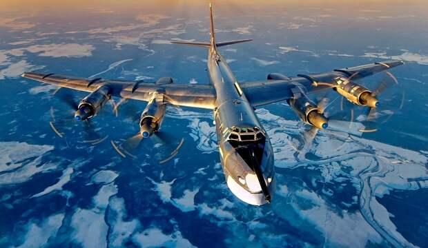 """National Interest: Ту-95 помогает России """"троллить"""" другие страны"""