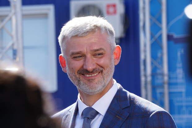 """Министр транспорта РФ оценил """"Тавриду"""" на пятёрку"""