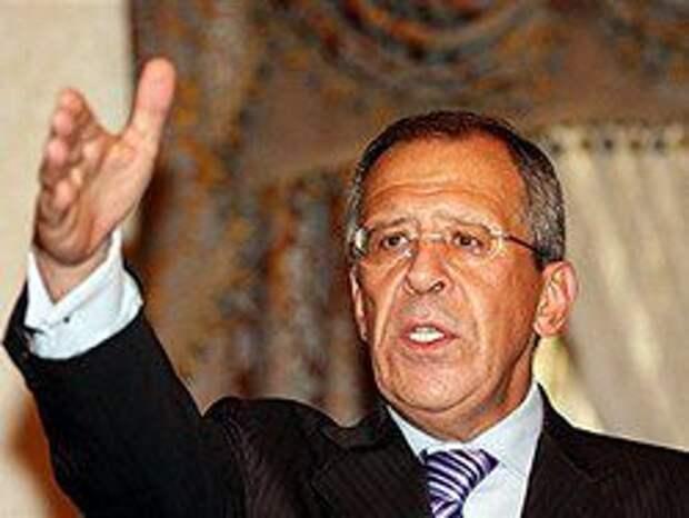 Новость на Newsland: Лавров: Москва призывает ополченцев к прекращению огня