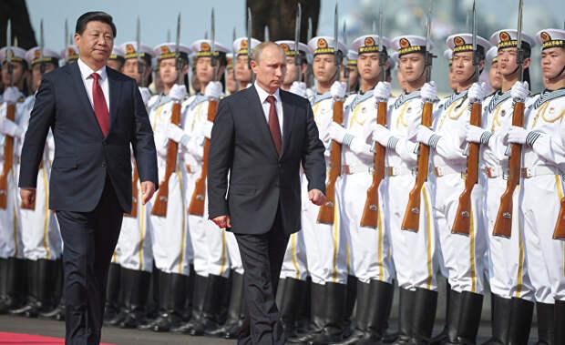 Spectator (Великобритания): кто представляет большую угрозу для Запада — Китай или Россия?