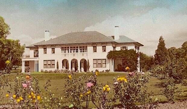 Резиденция Лодж