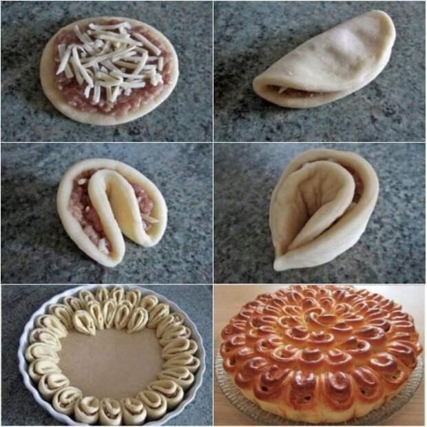 Лайфхаки, как сделать выпечку красивой