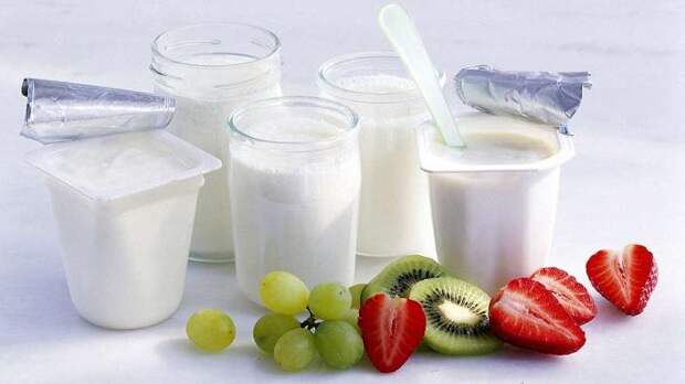 Иногда йогурт обеспечивает противоположный эффект. /Фото: 24tv.ua