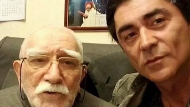 """Пасынок Джигарханяна рассказал о последних днях актера: """"Пошло воспаление и некроз тканей"""""""