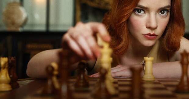 Сериал Netflix «Ход королевы» сделал отличную рекламу шахматам
