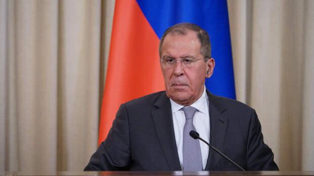 """""""В наших общих интересах"""": Лавров призвал страны Персидского залива подумать о системе коллективной безопасности"""