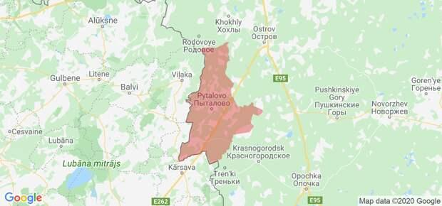 Провокационные высказывания Президента Латвии о территориях России
