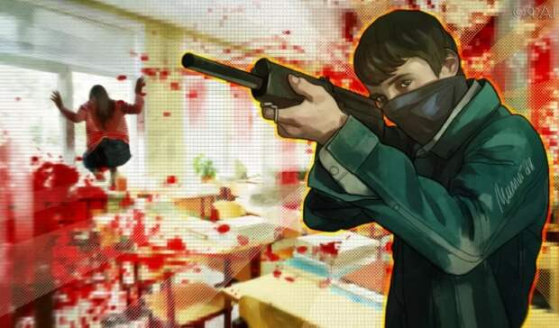 Установлена причина, почему стрелок из Казани расстрелял именно 8 «А» класс