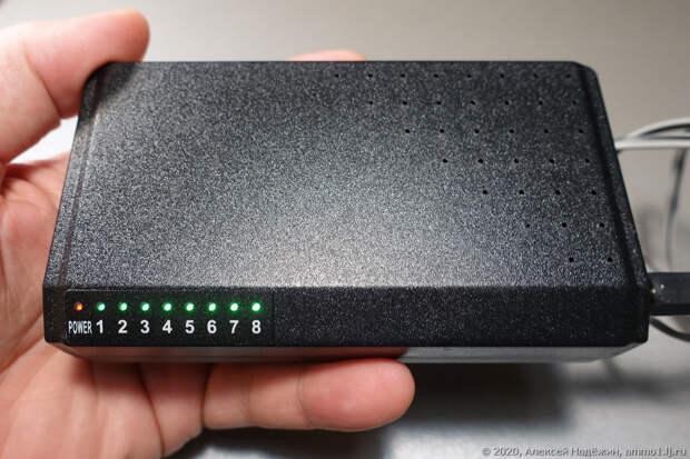 Passive POE Switch за $10