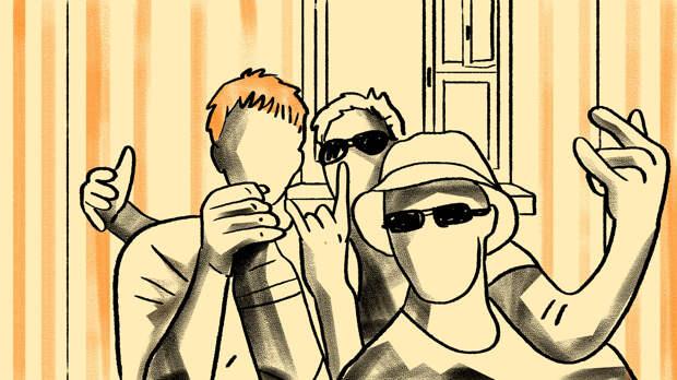 Где студенческие вечеринки круче: в России или Америке?