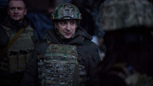 Зеленский пригласил Путина на встречу в Донбассе