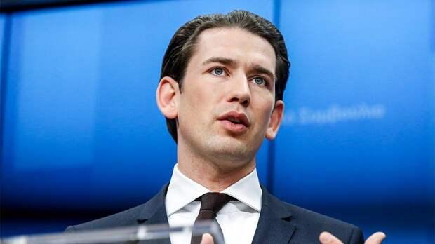 Курц: Австрия не примет ни одного афганского беженца