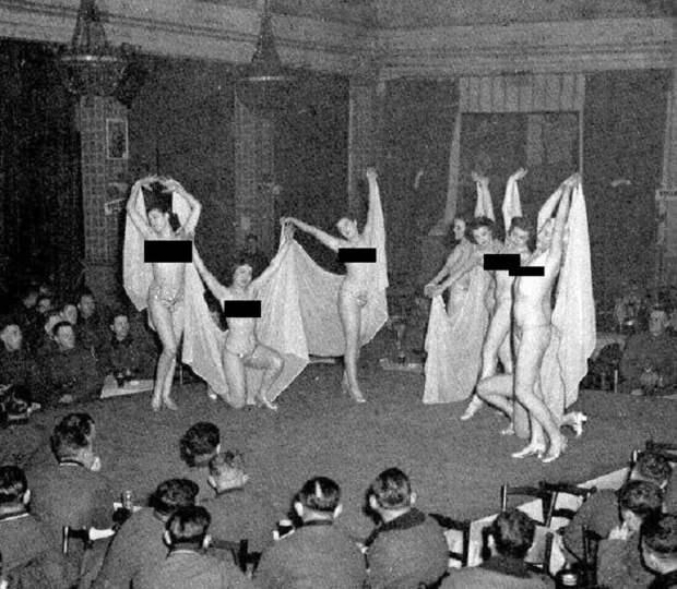 Темные страницы истории: проституция в Третьем рейхе.