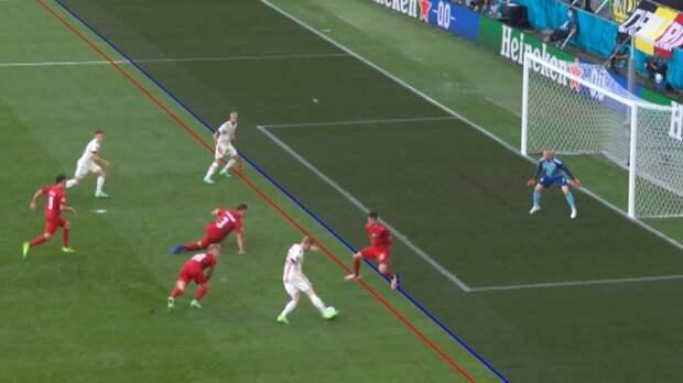 Бельгия досрочно вышла в плей-офф Евро-2020 после победы над Данией