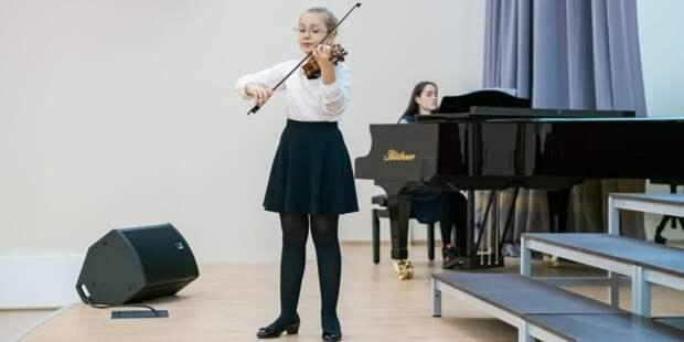 Собянин: В рамках проекта «Искусство – детям» привели в порядок 125 зданий школ искусств. Фото: М. Мишин mos.ru
