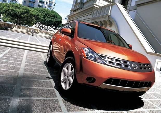 Nissan Murano авто, автодизайн, внедорожник, вседорожник, джип, дизайн, япония, японский автопром