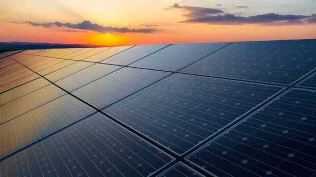 В конце года в Омске заработает солнечная электростанция