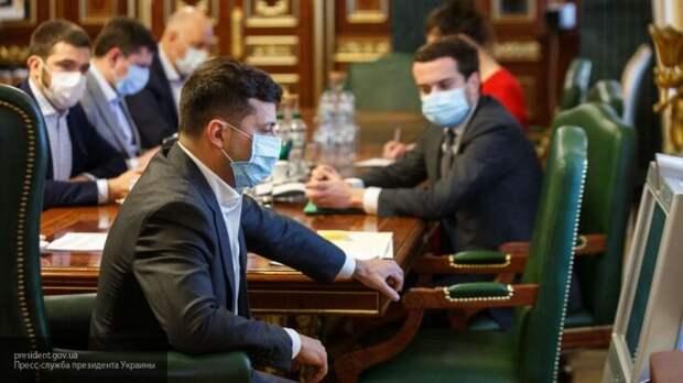 Зеленский назвал несогласных с ним чиновников Украины сепаратистами
