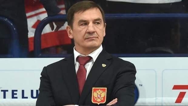 Брагин рассказал, сколько мест взаявке сборная России оставит под игроков НХЛ начемпионате мира