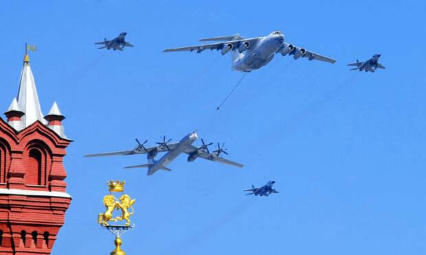 Ту-50, Су и МиГи против F-22 и F-35