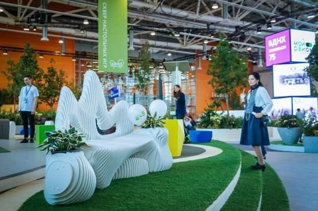 На выставке «Город: детали» дизайнеры представят экологичные проекты