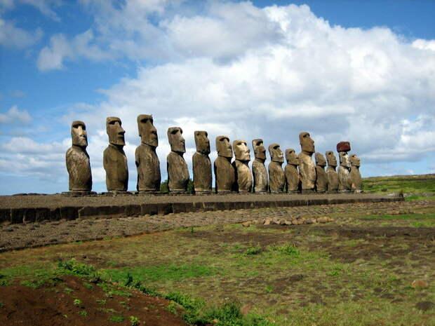 Артефакты, которое оставили после себя загадочно исчезнувшие цивилизации