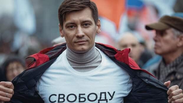 В Кремле не видят связи между политикой и задержанием Гудкова