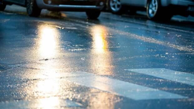 13 декабря на дорогах Ленобласти будет гололедица, а температура упадет до -15