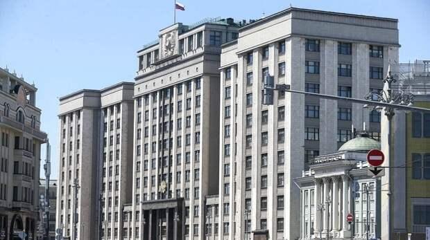 В Госдуме отреагировали на сокрытие имён участников «Крымской платформы»