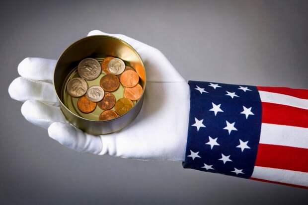 Госдолг США достиг рекордной величины. (Финансовая гроза на фоне торговой войны.)