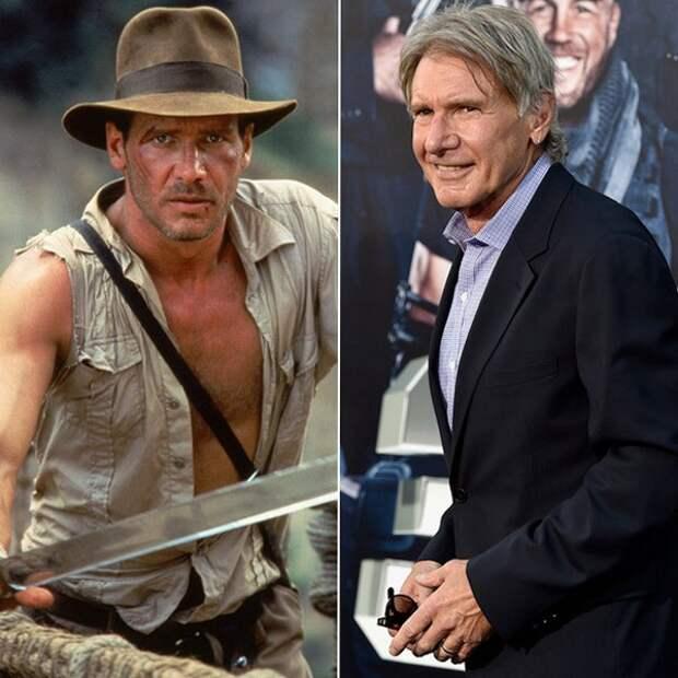 Звезды кино 1984 года: тогда и сейчас