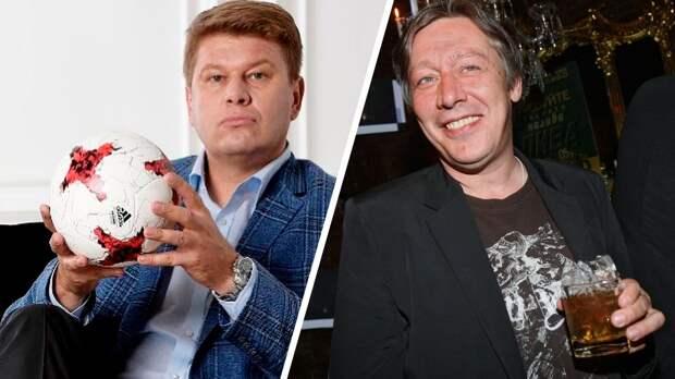 Губерниев— омнениях известных людей про Ефремова: «Иникто несказал, что преступно пить исадиться заруль»