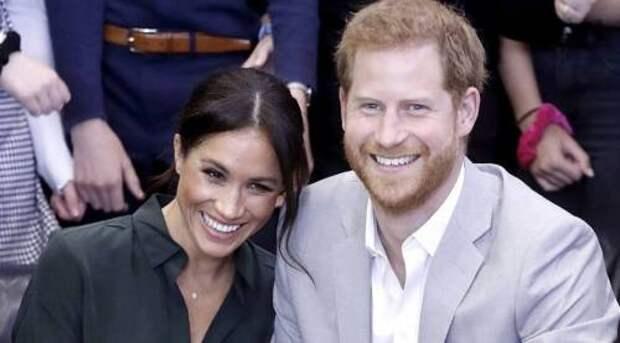 Принц Гарри рассказал о тайном свидание с Меган Маркл в начале их отношений