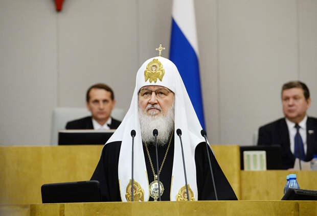 Патриарх призвал Госдуму запретить суррогатное материнство для иностранцев