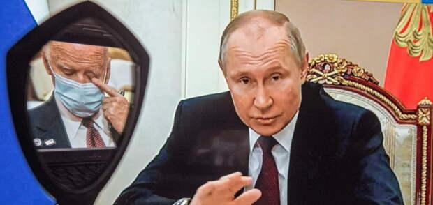 Россия стала мировым лидером, к которому вынужден идти на поклон даже президент США Джо...