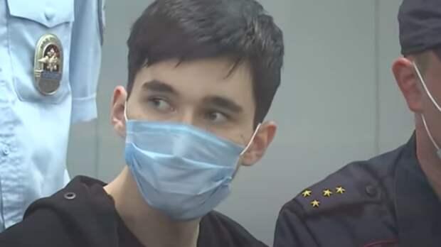 Экспертиза не нашла в крови казанского стрелка следов наркотиков и алкоголя
