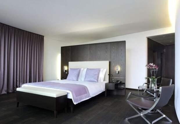 Идеальное сочетание цветов в интерьере спальни