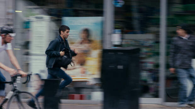 «Аффект»: лондонский таможенник сходит с ума и пускается во все тяжкие