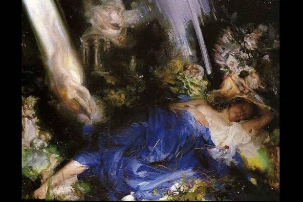 Сможете ли вы определить картины душевнобольных художников?