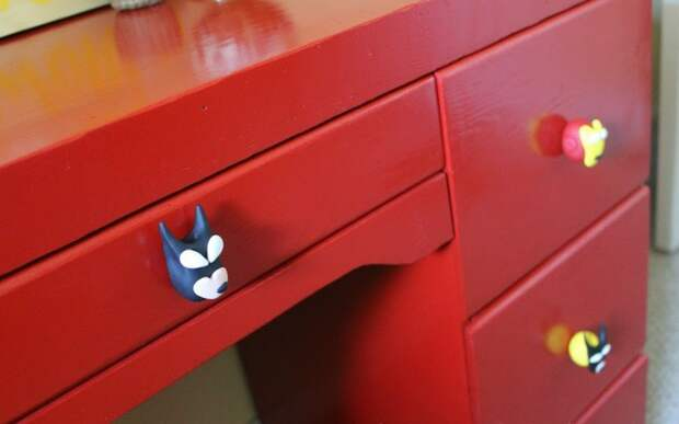 Новые мебельные ручки (подборка)
