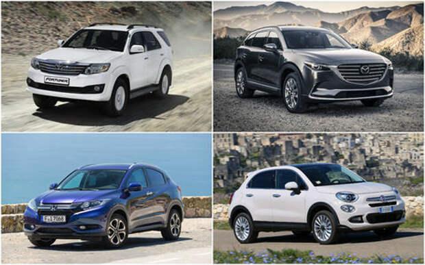 Автомобили, которые могли бы покорить российский рынок