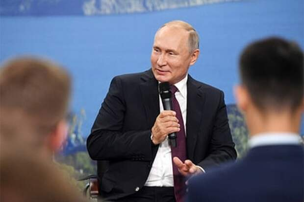 Путин поедет на Колыму