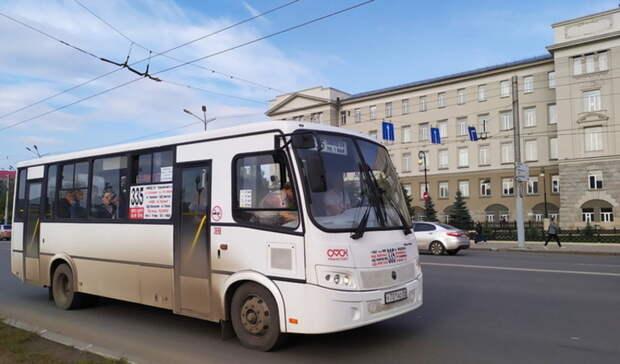 В омском департаменте транспорта отказались комментировать введение QR-кодов