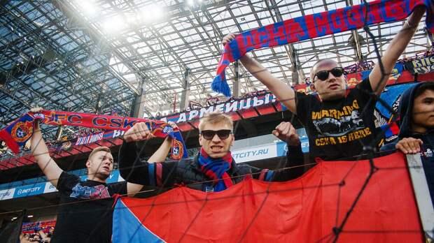 «Уфутбола без нас нет сердца». Болельщики ЦСКА выступили завозвращение зрителей настадионы