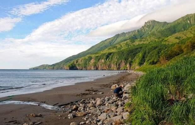 Красивейшее место: остров Сахалин.
