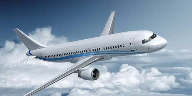 Рынок авиаперевозок рухнул на 70%