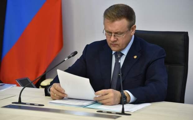 Любимов поручил проверить детские площадки после случая в Спас-Клепиках